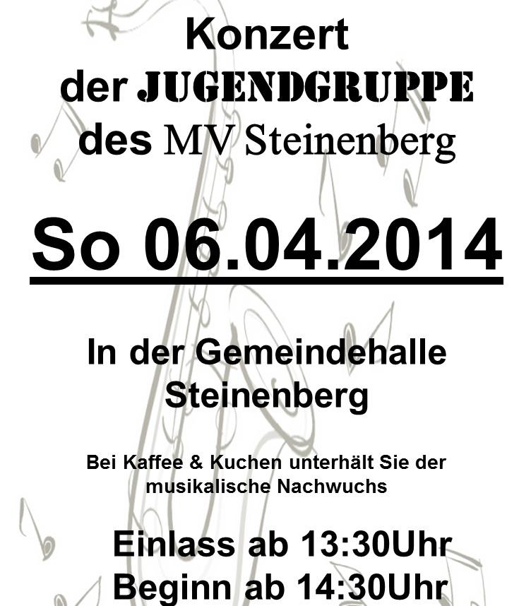 Jugendkonzert MV Steinenberg