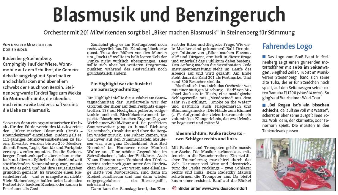 BMB Steinenberg 2015